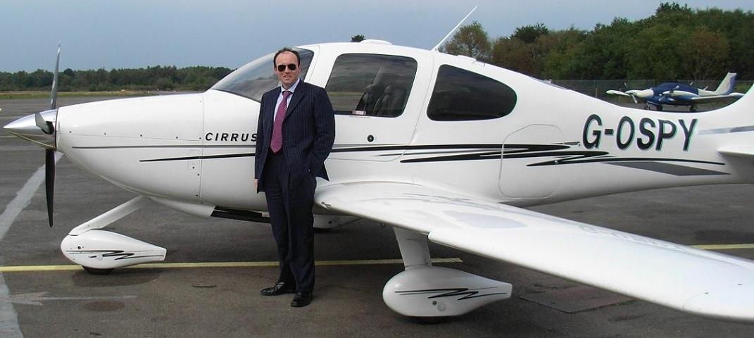 James McBrearty - Pilot & CEO