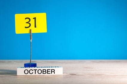 31st October 2018 Tax Deadline