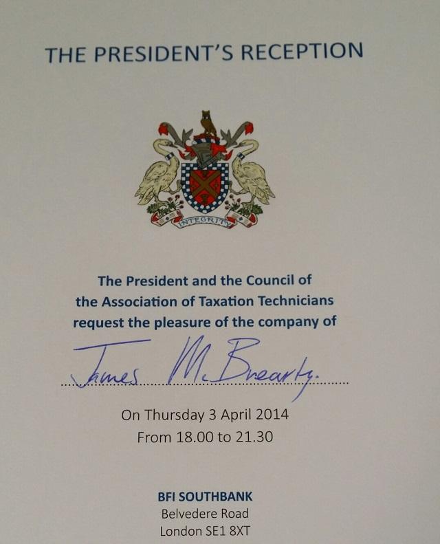 ATT Presidents Reception 2014