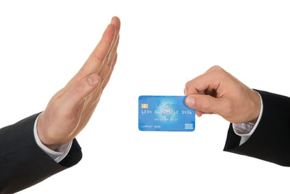 HMRC to stop accepting credit cards