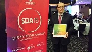 James-McBrearty-SDC-Surrey-Digital-Award-Gold-Winner
