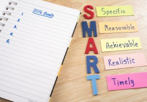 SMART Goals for your small business