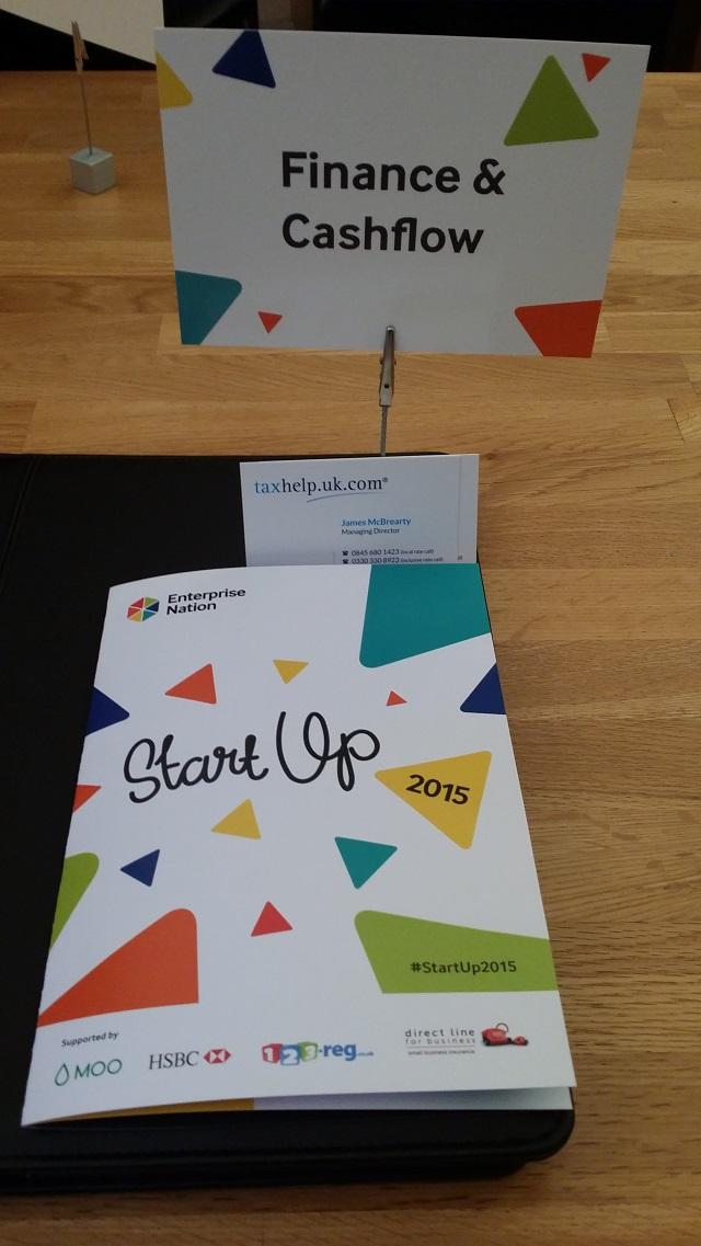 StartUp2015 - taxhelp.uk.com