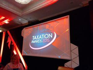 Taxation Awards.Natalie.Miller #taxawards2015