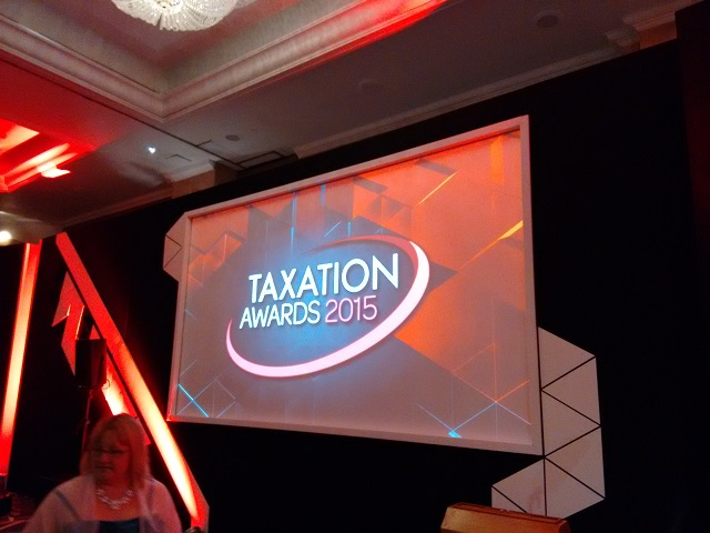 Taxation Awards.Natalie.Miller #taxawards15