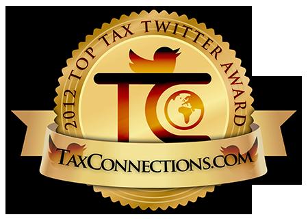 Top_Twitter_Award_James McBrearty taxhelp.uk.com taxconnections.com